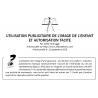 UTILISATION PUBLICITAIRE DE L'IMAGE DE L'ENFANT ET AUTORISATION TACITE