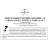 DROIT À L'IMAGE ET AFFAIRES JUDICIAIRES : LE «DROIT À L'OUBLI» EXISTE-T-IL DANS LA LOI ?