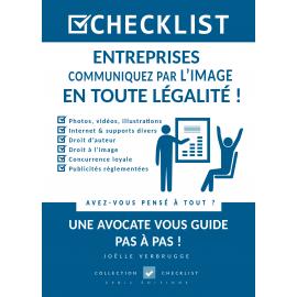 CHECKLIST Entreprises, communiquez par l'image en toute légalité ! - Ebook