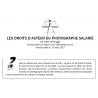 Les droits d'auteur du photographe salarié