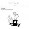 GÉOMÉTRIE - SYMÉTRIE - Fiche 9-12 ANS (Checklist Mon enfant réussit à l'école)