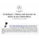 Contrefaçon : l'éditeur doit assumer les fautes de ses collaborateurs